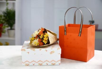 オレンジデー③オレンジ色の贈り物には・・・