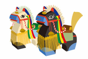 IGRの旅 座敷わらしや温泉、華やかチャグチャグ馬コ!町屋文化や歴史が満載!