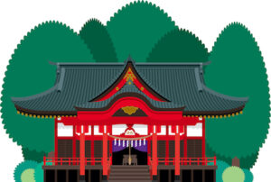 京王線神社仏閣巡りと新宿山ノ手七福神巡りで散歩!オリジナル御朱印帳をご紹介!
