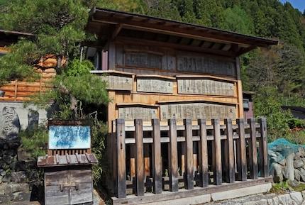 奈良井宿の見どころとは?