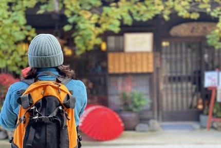 贄川宿では工芸品や信州の味を楽しめる!
