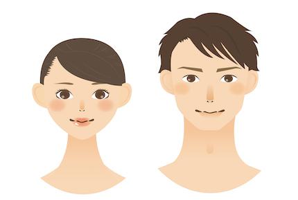 男性と女性の肌の違いはどれくらいある!?